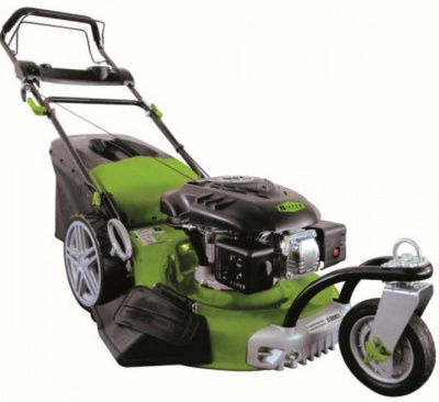 Gasoline tricycle lawnmower DRM 51